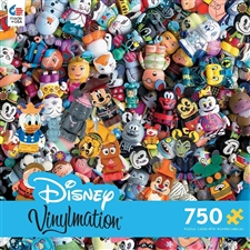 Disney Collection - Vinylmation 750 Piece Jigsaw Puzzle