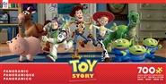 Disney Panoramic - Toy Story 700 Piece Jigsaw Puzzle