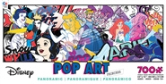 Disney Panoramic - Pop Art Princess 700 Piece Jigsaw Puzzle