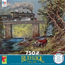 Blaylock - Dogwood Creek - 750 Piece Jigsaw Puzzle