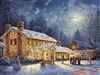 Thomas Kinkade - National Lampoon's Christmas Vacation