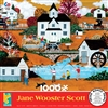Jane Wooster Scott - Awesome Autumn - 1000 Piece Jigsaw Puzzle