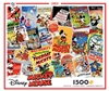 Disney Mickey Mouse Vintage Collage 1500 Piece Puzzle