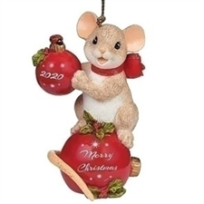 Have Yourself A Merry Little Christmas - Dated Ornament