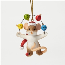 Ready To Juggle A Whole New Year Dated 2015 Ornament