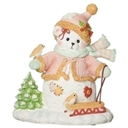 Clara - Snowbear With Tree
