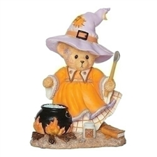 Gretel With Cauldron