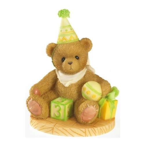 Cherished Teddies - Through The Years Age 3