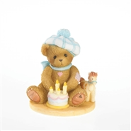 Cherished Teddies - Through The Years Age 4