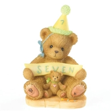 Cherished Teddies - Through The Years Age 7