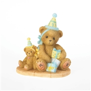 Cherished Teddies - Through The Years Age 9
