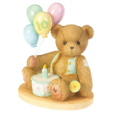 Cherished Teddies - Through The Years Age 10