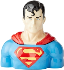 Superman Cookie Jar
