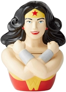 Wonder Woman Cookie Jar