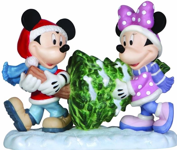 Mickey And Minnie Mouse - A Season Of Joy And Togetherness