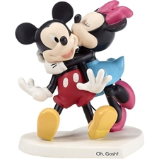 Mickey And Minnie Mouse - Oh Gosh