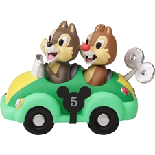 Chip & Dale Birthday Figurine