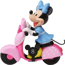 Disney Collectible Parade Minnie Mouse Figurine