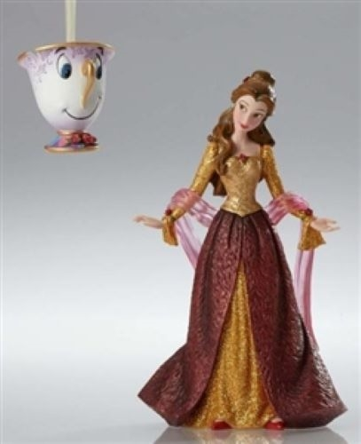 Christmas Belle And Chip Ornament