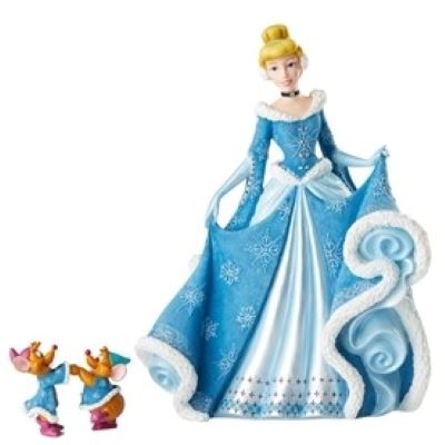 Holiday Cinderella With Mice