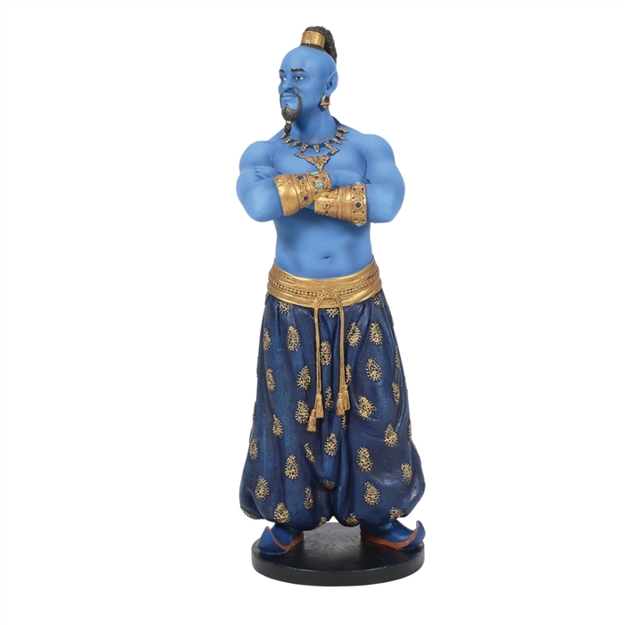 Live Action Genie from Aladdin