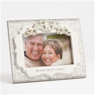 Blessed With A Life Of Love - 40th Anniversary Frame