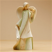 Foundations Monthly Birthday Angel August