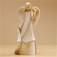 Foundations Monthly Birthday Angel October