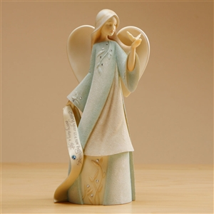Foundations Monthly Birthday Angel December
