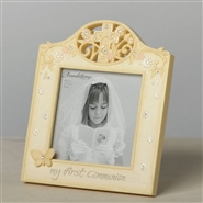 Foundations My First Communion Photo Frame