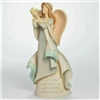 Foundations Angel Releasing Bird Figurine