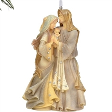 Holy Family Masterpiece Ornament