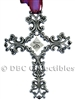 40th Anniversary Filigree Wall Cross