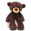 Fuzzy Chocolate Teddy Bear 320115 | GUND