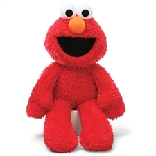 Sesame Street | Elmo Take-Along Buddy 320428 | GUND