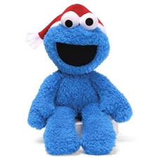 Sesame Street | Cookie Monster Take-Along Buddy 4029356 | GUND