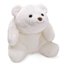 "Snuffles - White Large 10"" 4030268 