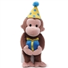 Curious George Stuffed Animal 4030390 Birthday | GUND