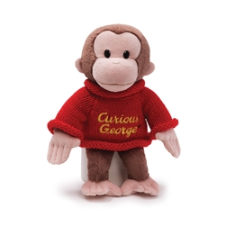 Curious George Winter Sweater 4030538 | GUND