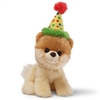 Stuffed Plush Itty Bitty Boo World's Cutest Dog Birthday 4034210 | GUND
