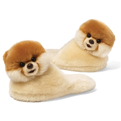 Boo World's Cutest Dog Slippers - Child 4037131 | GUND