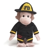 Curious George Fireman Stuffed Animal 4043740 | DBC Collectibles