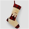 Boo Christmas Stocking