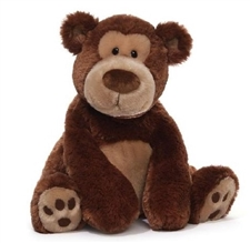 Bennie Brown Bear