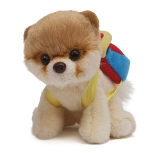 Itty Bitty Boo #20 Backpack - World's Cutest Dog