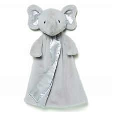 Bubbles Elephant Huggybuddy Blanket