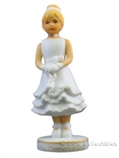 Growing Up Girls Blonde First Communion