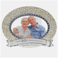 Our 40th Anniversay - Together forever