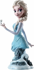 Grand Jester Studios - Bust Of Elsa From Frozen