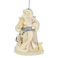 Santa's Forest Friends Ornament
